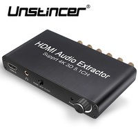 UNSTINCE 5 1 Audio Decoder HDMI Converter Decoding Dolby AC 3 Amplifier With HDMI To HDMI