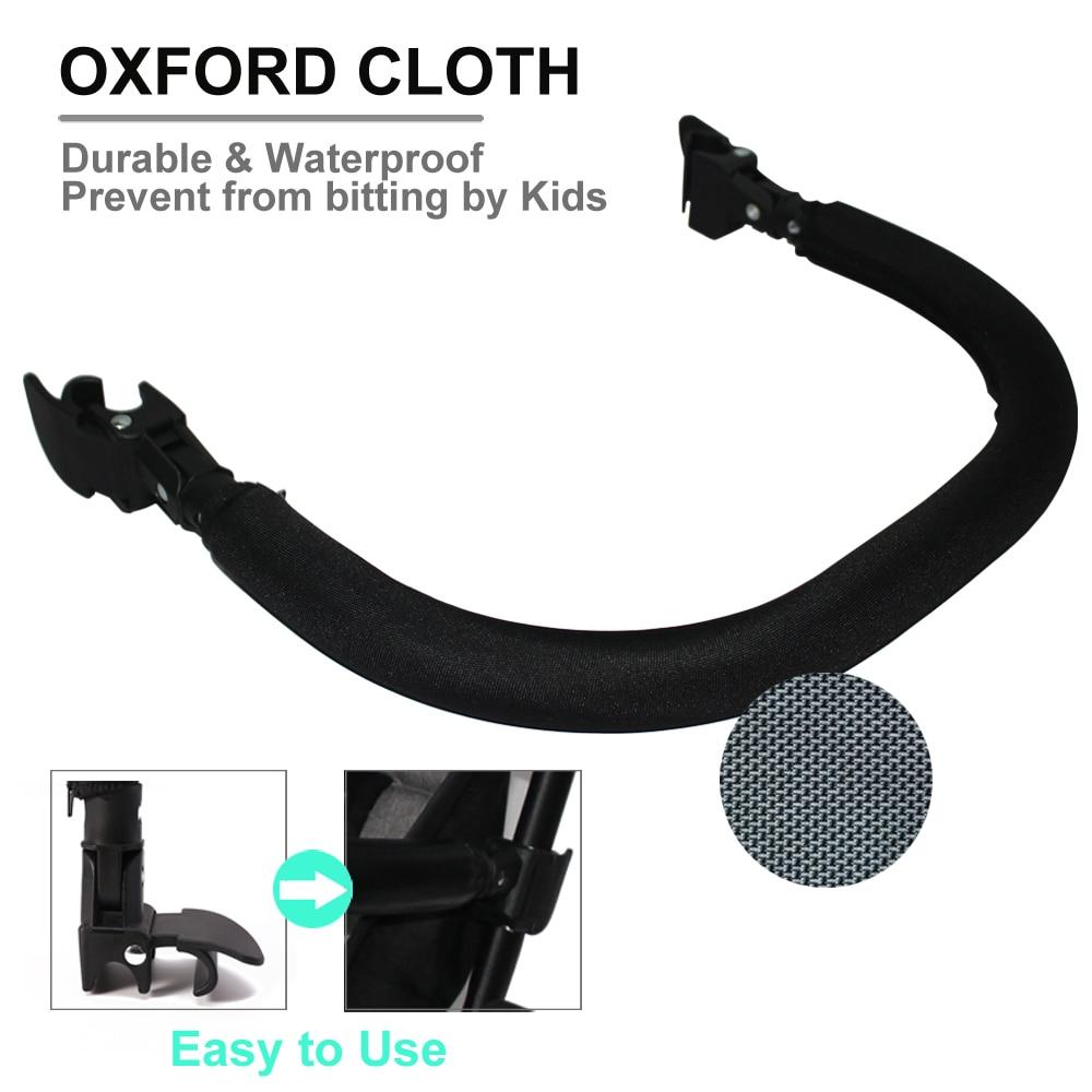 Baby Stroller Accessories Trolley Armrests Bumper Bar Handlebar - Aktivitas dan peralatan anak anak - Foto 2