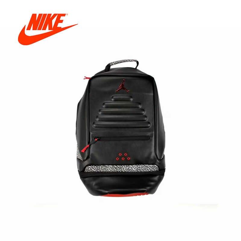 bf4f0fcc7714 Original New Arrival Authentic Nike AIR JORDAN 3 BackPack AJ3 School Bag  Sport Outdoor Good Quality