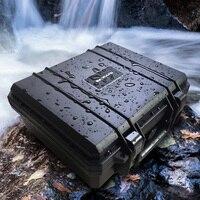 Waterproof Shockproof Mavic 2 Pro/Zoom Travel Safety EVA Case Storage Bag Hardshell Suitcase for DJI Mavic Air/Pro/Spark Drone