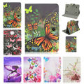 Universal Crystal Leather Stand Cover Case For Universal 10 inch Tablet For RoverPad Air 10.1 3G 10.1inch+pen+Center Film KF492A