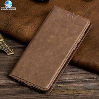 New Brand Retro PU Leather Flip Stand Case For ZTE Nubia Z17 S Z17S 5 73