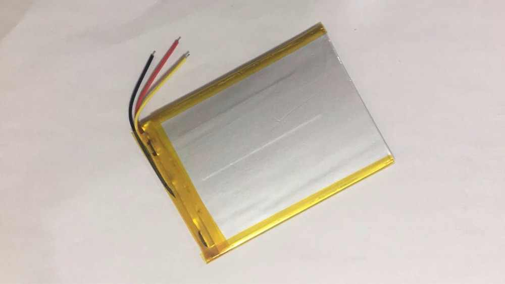 Nova bateria universal para qumo altair 701 tablet pc 3.7 v polímero li-ion + rastreamento