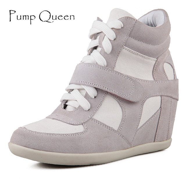 b8ee1ffafd4e Женские мода Кеды обувают обувь из натуральной кожи кеды кроссовки для  женщин 2015 сникерсы свободного покроя