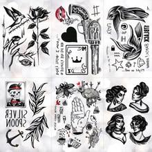 popular skulls tattoo guns