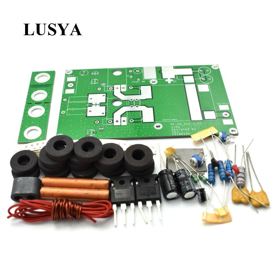Lusya 180W Linear Power Amplifier board For Transceiver Intercom Radio HF FM Ham DIY kits F2 003