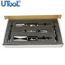 Juego de herramientas con eje Flexible, 2 mordazas y 3 mordazas, rango: 18-63mm, 32-88mm, 51-177mm, cilindro de pistón de freno de motor, 5 uds.