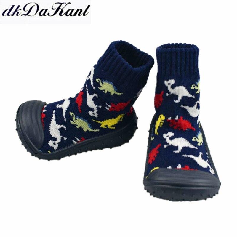 Anti Slip Floor Socks For Baby Boy Anti Skid Baby Socks With Rubber Soles Socks For Boys Girls Infant Newborn Spring