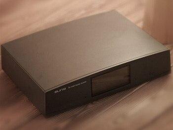 Aune S5A DSD / FLAC / APE Plataforma giratória digital WiFi Rede HiFi Audiófila DLNA FPGA Music Player com RCA NAS Decodificação de saída DAC APP 1