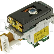 5pin/8pin Radio-Player Optique Optical-Pick-Ups SF-91 Laser-Lens Bloc Brand-New