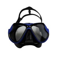 Professional Water Sports Spearfishing Scuba Myopia And Hyperopia Gear Swimming Goggles Diving Mask