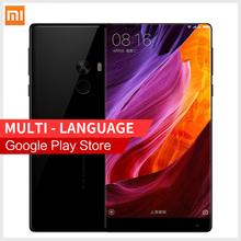 """Pré Commande Xiaomi Mi Mix 6.4 """"GO de RAM 128 GB ROM 4400 mAh Snapdragon 821 6.4″ Plein Écran 2040×1080 P Smartphones"""