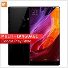 "Pre order xiaomi mi mix 6,4 ""gb ram 128 gb rom 4400 mah snapdragon 821 6,4″ full screen 2040×1080 p smartphones"