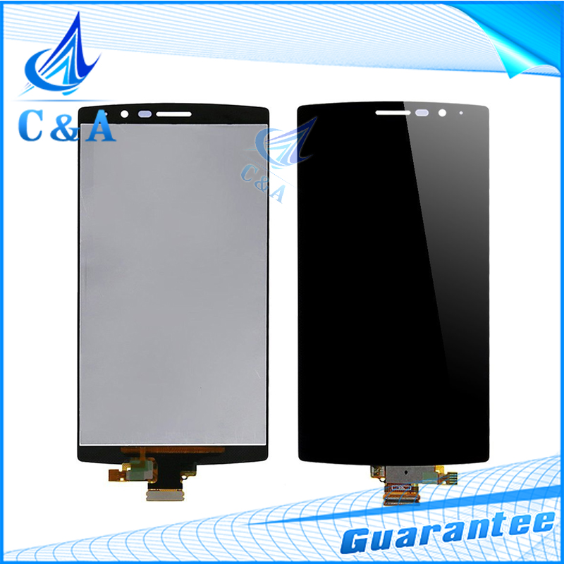 ФОТО For LG G4 H810 H815 H818 lcd screen display with touch digitizer assembly replacement parts 1 piece free shipping