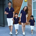 Family Matching Outfits Casual Family Clothing Mom/Mother and Daughter Father Son Clothes Clothing Family Tops Clothing CH61