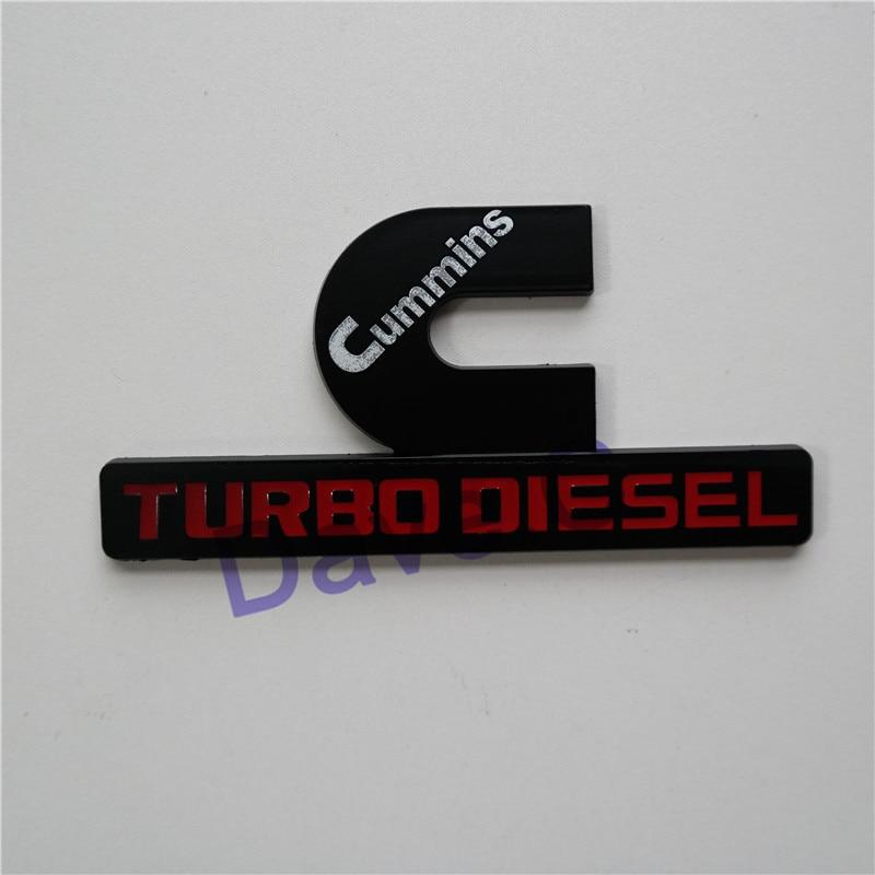 Chrome//Black//Red TURBO Car Sticker Badge Adhesive Auto Decal Tailgate Emblem