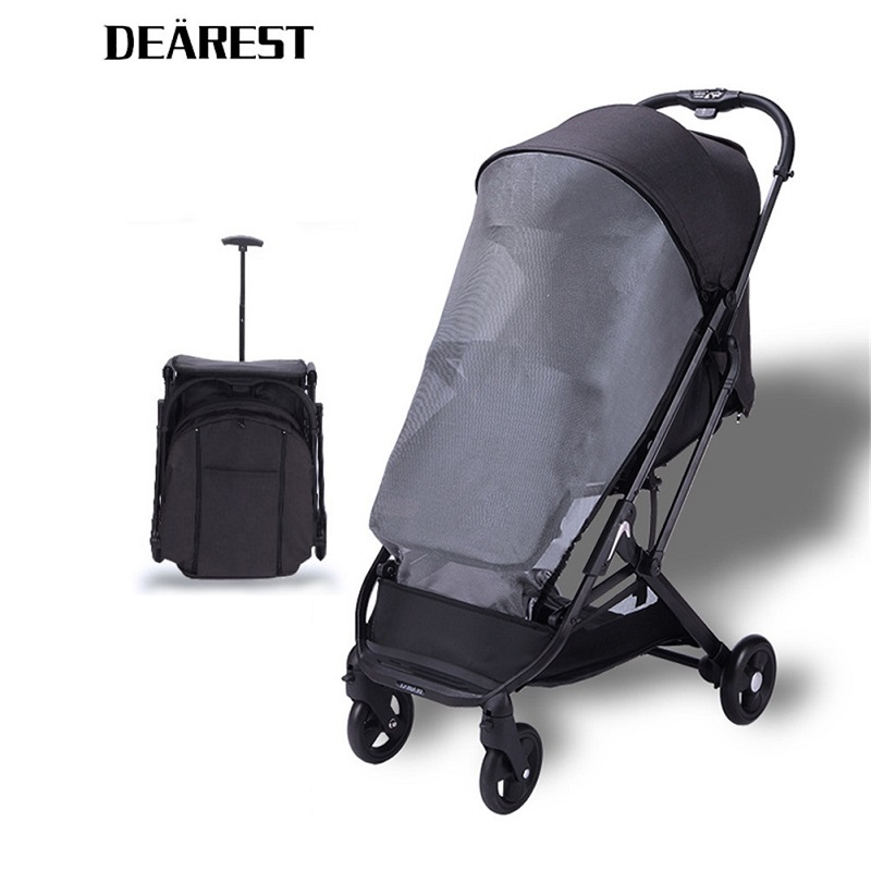 Kidlove Baby stroller 2019 new kinder wagen can sit and fold portable baby stroller light stroller Light free shipping