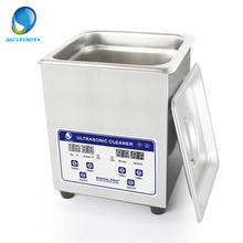 Skymen Digital Ultrasonic Bath Cleaner 2L 60W ultrasonic solution with heater Coins Nail Tool Part Cleaning