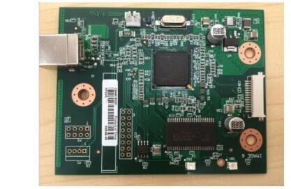 CB440-60001 Laserjet 1018 1020 Formatter board Used