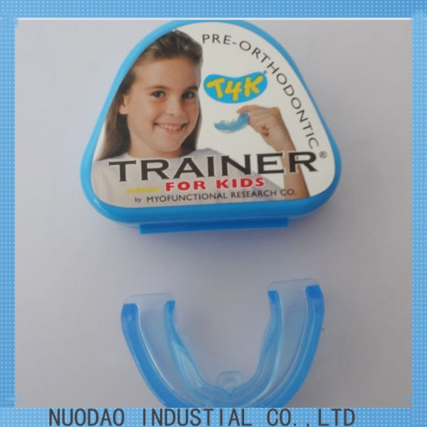 Highly Flexible t4k teeth orthodontic trainer in educational equipment