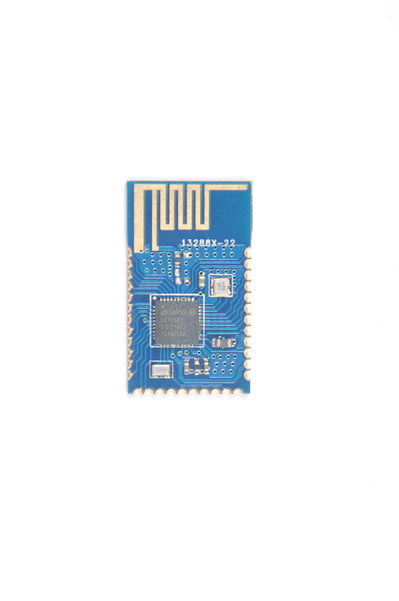 New product! GT58XB01 Bluetooth 4 4.1 BLE DA14583 Bluetooth module strong signal nrf52832 bluetooth module m4 core bluetooth 4 1ble module signal strong support for transmission