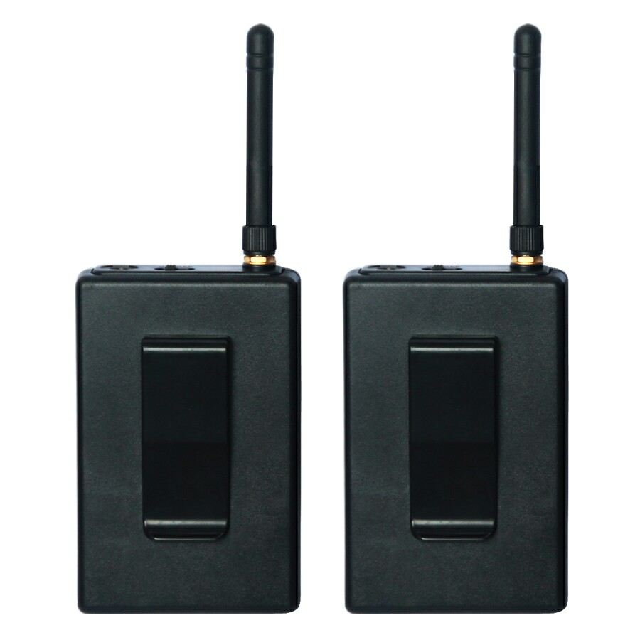 TP-Wireless 2,4 GHz Digital Wireless Tour Guide System - Tragbares Audio und Video - Foto 2