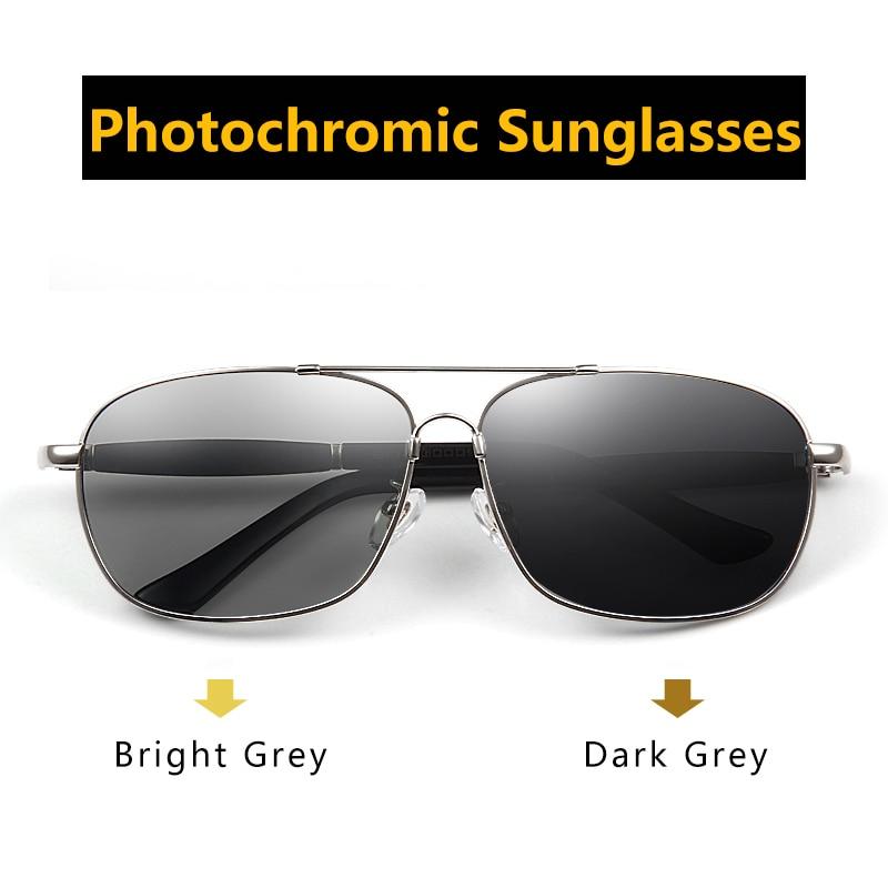 Image 3 - CAPONI Vintage Sunglasses Polarized Men Women Luxury Brand Designer Driving Eye Glasses Square Fashion Sun Glasses UV400 CP10001-in Men's Sunglasses from Apparel Accessories