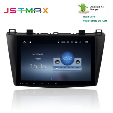 Car 2 din radio android 7.1.1 GPS Navi for Mazda 3 2010-2012 autoradio navigation head unit multimedia video play stereo 2Gb Ram