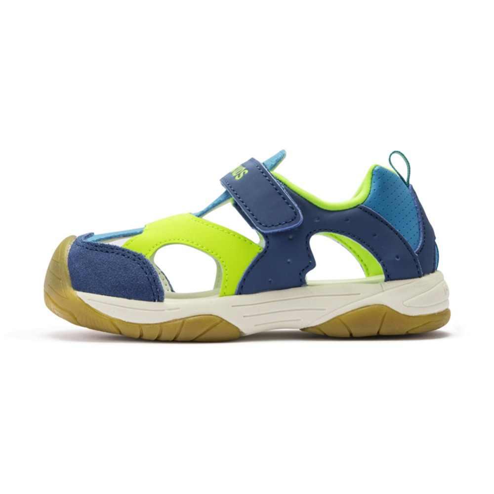 Abckids 1-7T กีฬารองเท้าเด็กรองเท้าเด็กทารกเด็ก Anti-SLIP รองเท้าผ้าใบลำลองทารกรองเท้าแตะสำหรับเด็กปิด TOE