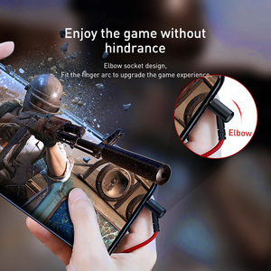 Image 5 - Baseus Gaming Earphone For Pubg Controller GAMO 15 3D Stereo earphones For Mobile pubg Gamer with Detachable HD Mic