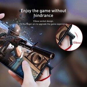 Image 5 - Baseus Gaming Koptelefoon Voor Pubg Controller GAMO 15 3D Stereo Oortelefoon Voor Mobiele Pubg Gamer Met Afneembare Hd Mic
