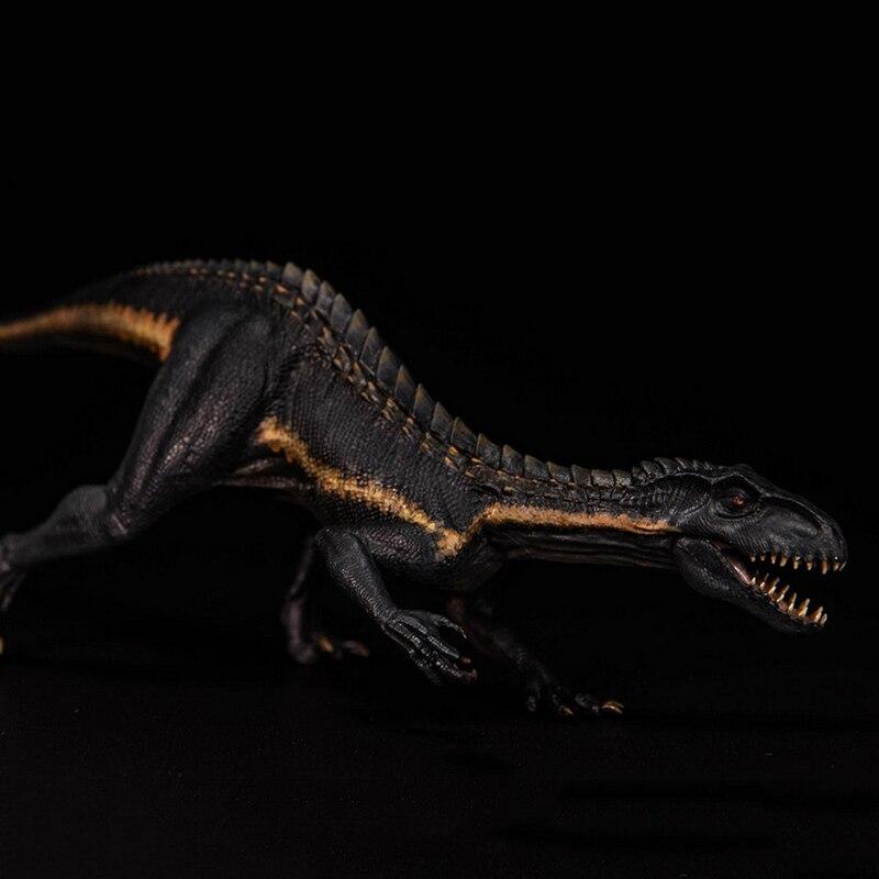 Modèle de dinosaure de Simulation à l'échelle 1/35 modèle Animal Berserker Raptor Indominus Rex modèle de décoration haute Imitation cadeau pour enfant