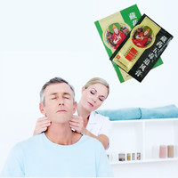 MIYUELENI  8 Pieces =1 Bag Pubescent holly root Backache Plaster 7*10 CM Medical Pain Relief Essential oil Patch Headache Essential Oil