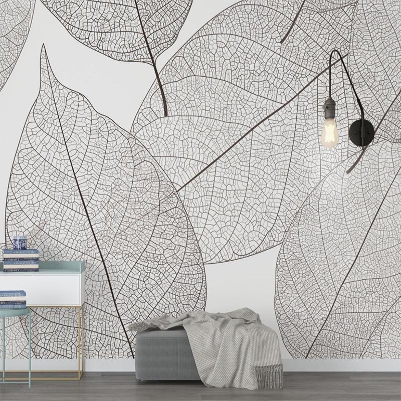 Papel Pintado De Mural Personalizado Papel Tapiz Moderno