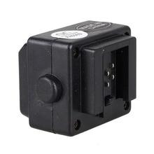 Светильник для фотовспышки камеры, переходник для вспышки Canon, Nikon, Yongnuo, для Sony Alpha A350, A450, A550, A560, A700, A900, A77, DSLR