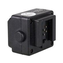 Fotocamera Flash Light Hot Shoe Adapter Presa per Canon Nikon Yongnuo Flash per Sony Alpha A350 A450 A550 A560 A700 a900 A77 DSLR