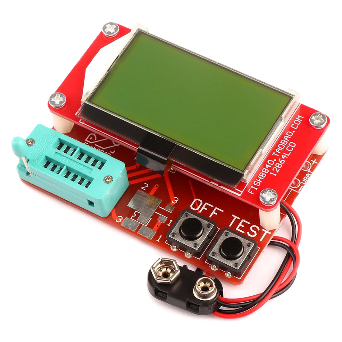 buy transistor checker and get free shipping on aliexpress com rh aliexpress com Transistor Tester Kit Transistor Tester Kit