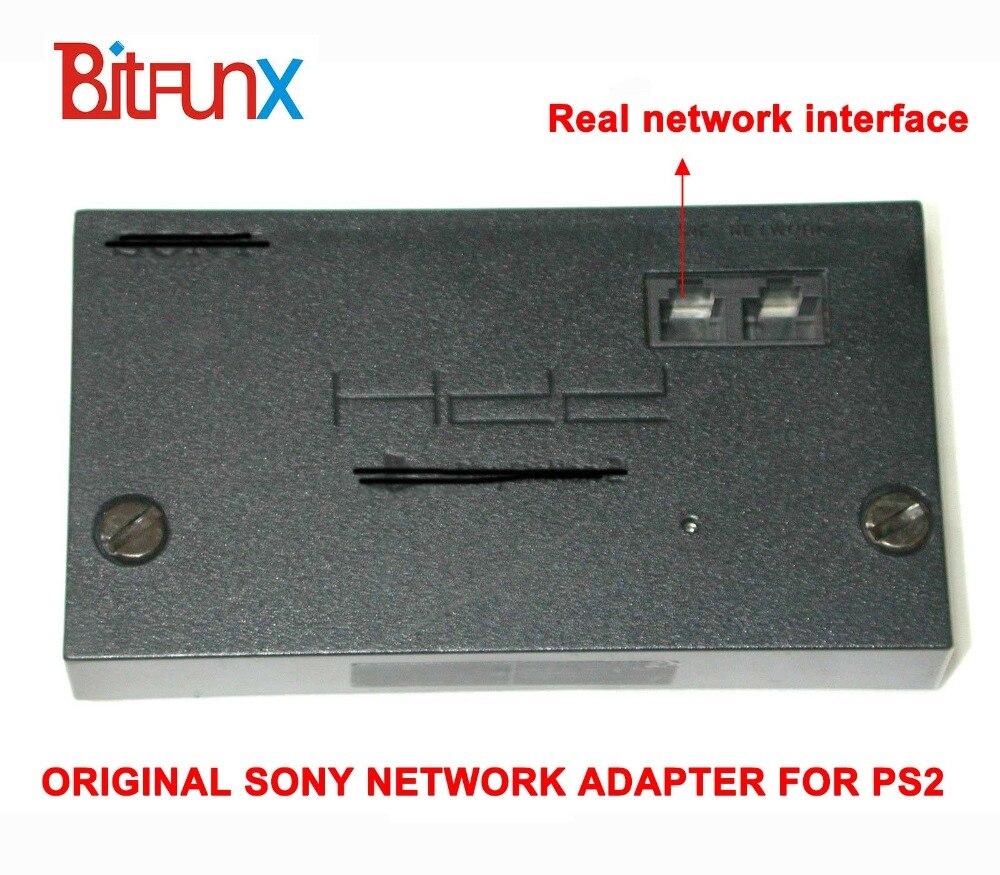 Réseau d'origine adaptateur pour SONY playsatation2 ps2 avec vrai réseau inferface