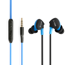 Stylish In-Ear Earbuds Headphones with Mic for Smartphones Fit for Sports Earphone Headphone Earpiece Sport Running