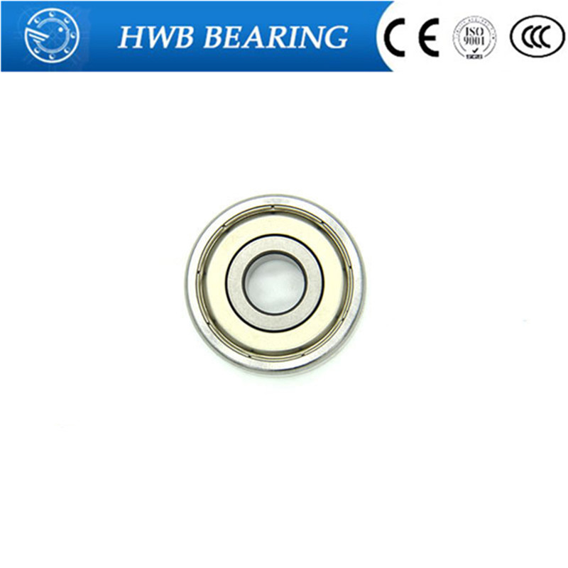 1pcs/lot metal shielded 6307ZZ  6309ZZ  steel ball bearing deep groove ball bearing 5pcs lot f6002zz f6002 zz 15x32x9mm metal shielded flange deep groove ball bearing