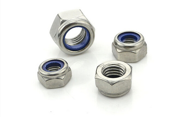 Self Locking Nut >> 10pcs M12 M14 M16 Nylon Lock Nut Locking Nut Self Lock Nut Stainless