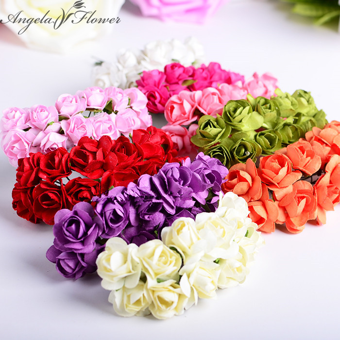 Buy paper flowers wedding decoration for Angela florist decoration
