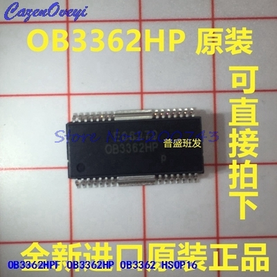 10pcs/lot OB3362HPTR OB3362HPF OB3362HP OB3362 HSOP16 In Stock