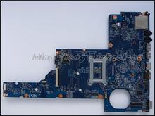45 days Warranty For hp G6-1000 649288-001 laptop Motherboard for AMD cpu with integrated graphics card 100% tested