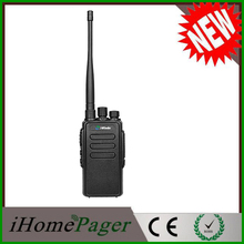 Dual band full-duplex Low battery alert MINI walkie talkie 2W 0-9 grade squelch level 16 channels