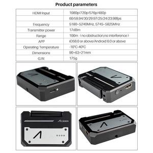 Image 4 - Accsoon CineEye 5G Wireless Video Transmitter Mini HDMI Wireless Transmission Device for Andriod Phone IOS iPhone iPad
