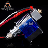 Trianglelab Highall Metal V6 Hotend 12V 24V Remote Bowen Print J Head Hotend And Cooling Fan