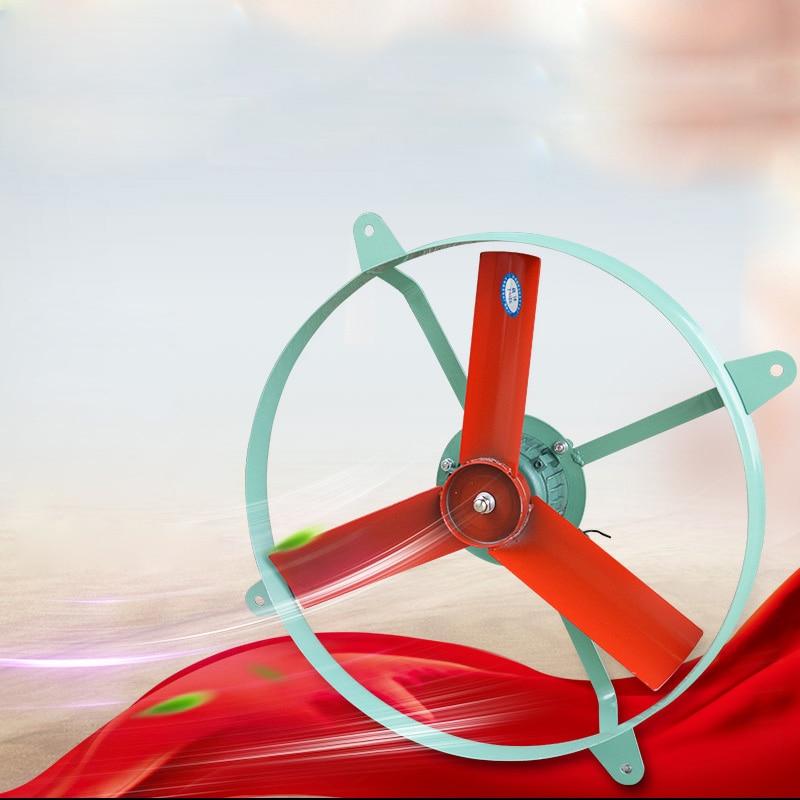 FT 250 Industrial open exhaust fan FT ventilation cooling industrial exhaust fan ITAS9960A