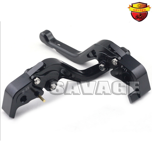 ФОТО For DUCATI STREETFIGHTER 848 STREETFIGHTER/S Black Motorcycle Accessories CNC Aluminum Short Brake Clutch Levers
