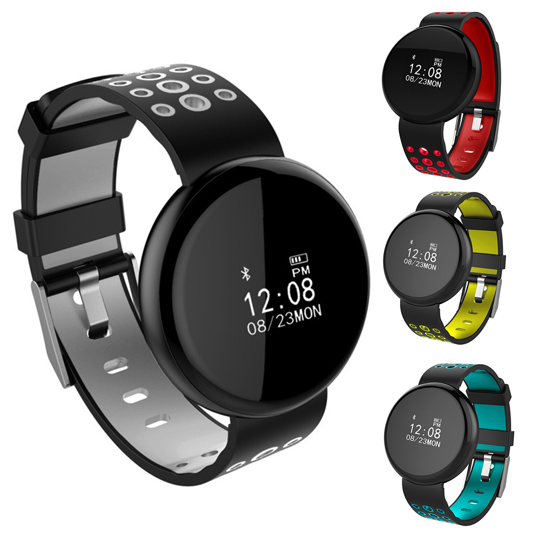 Bluetooth Smart Band Watch IP68 Waterproof Blood Pressure Blood Oxygen Heart Rate Monito ...
